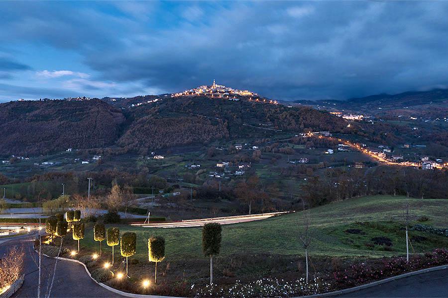 Resort Hotel & Wellness in Basilicata